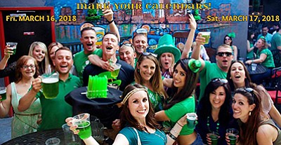 Promotional photo for Irish 4 A Day. Courtesy of Gaslamp ...