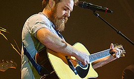 A promotional photo of Marc Broussard, courtesy of San Di...