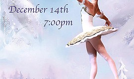 """A promotional poster for """"The Nutcracker,"""" courtesy of Ca..."""