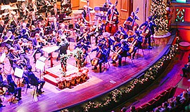 A photo from Noel Noel, courtesy of San Diego Symphony.