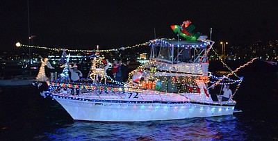 Promotional photo courtesy of the San Diego Bay Parade of...