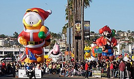 Promotional photo of the Port of San Diego Holiday Bowl P...