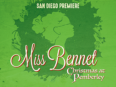 "A promotional poster for ""Miss Bennet,"" courtesy of New V..."