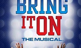 Promo graphic for 'Bring It On: The Musical'