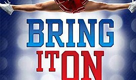 Promo graphic for 'Bring It On' The Musical