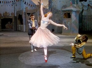 "A photo from ""The Red Shoes,"" courtesy of Digital Gym."