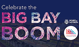 Big Bay Boom flyer courtesy of San Diego Convention Center