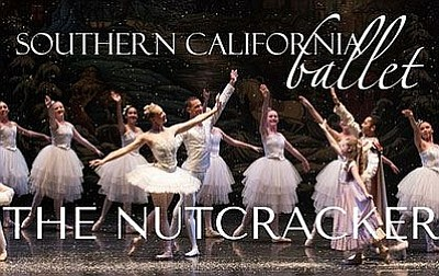 "A ""Nutcracker"" photo courtesy of Southern California Ballet."