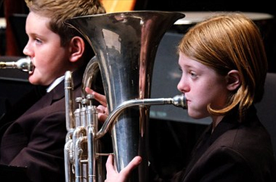 Photo courtesy of San Diego Youth Symphony and Conservatory.