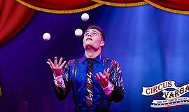 Promo graphic for Circus Vargas