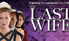 Promo graphic for 'The Last Wife'
