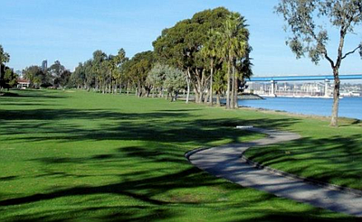 Photo courtesy of Coronado Municipal Golf Course.