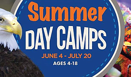 Promo graphic for Summer Camps On San Diego Bay