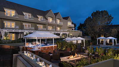 Promotional photo courtesy of L'Auberge Del Mar.
