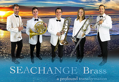 Promotional photo courtesy of Seachange Brass.