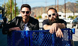 Photo of Capital Cities. Courtesy of Toby Giessen.