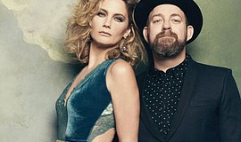 Promotional photo of Sugarland.