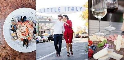 Promotional photo courtesy of the Little Italy Association.