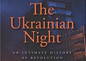 """A photo of the book """"The Ukrainian Night,"""" courtesy of D...."""