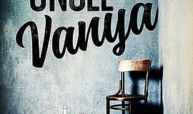 Promo graphic for 'Uncle Vanya'