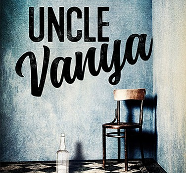 "A promotional poster for ""Uncle Vanya,"" courtesy of The O..."