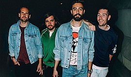Promotional graphic for Bastille. Courtesy of Cal Coast C...