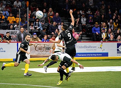 Photo from a previous Sockers vs. Coyotes game. Courtesy ...