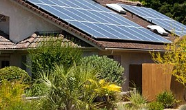 Promo graphic for Solar For Homeowners