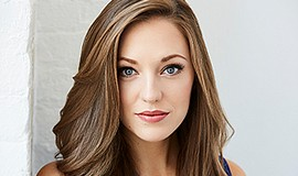 A promotional photo of Laura Osnes, courtesy of San Diego...