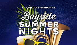 Promotional graphic of Bayside Summer Nights. Courtesy of...