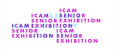 Promotional graphic for Silience | ICAM Senior Exhibition...