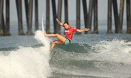 Photo from last year's surf competition. Courtesy of Supe...