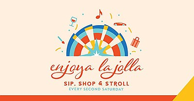 Promotional graphic for Enjoya La Jolla. Courtesy of Face...