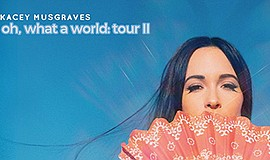 Promotional graphic for Kacey Musgraves. Courtesy of Face...