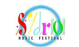 Promotional graphic for SYDRO Music Festival. Courtesy of...