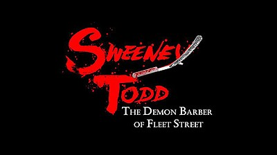 Promotional photo for Sweeney Todd courtesy of Star Theatre