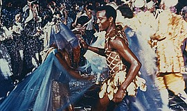 "Promotional graphic for ""Black Orpheus."" Courtesy of The ..."