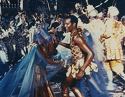"""Promotional graphic for """"Black Orpheus."""" Courtesy of The ..."""