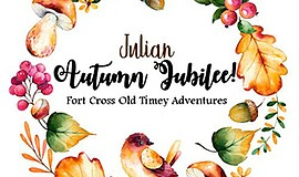 Promotional photo for Julian Autumn Jubilee courtesy of F...