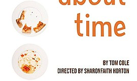 "Promotional graphic for ""About Time"" courtesy of Trinity ..."