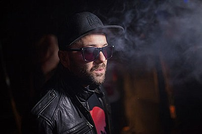 Promotional photo for Gramatik Re:Coil Tour Pt II With OP...