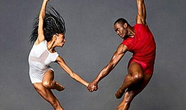 A photo from Alvin Ailey American Dance Theater, courtesy...