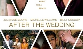 Promo graphic for Film & Discussion: 'After The Wedding'
