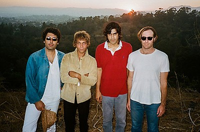 Photo of Allah-Las courtesy of The Observatory