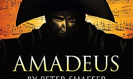 "Promotional graphic for the upcoming show ""Amadeus"". Cour..."