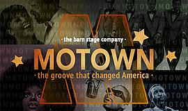 Promo graphic for 'The Best Of Motown'