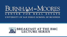 Promo graphic for Breakfast At The BMC Lecture Series: ...