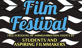 Promotional graphic for the Chula Vista Inaugural Film Fe...