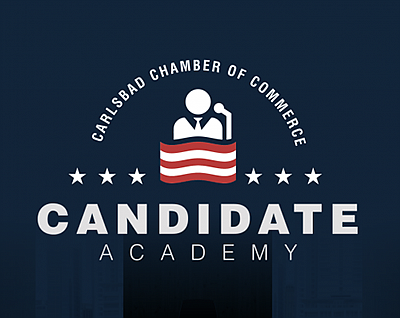 Promotional graphic for the Candidate Academy. Courtesy o...