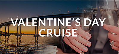 Promotional photo for the Valentine's Day dinner cruise. ...